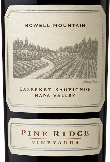 Howell Mountain Cabernet Sauvignon Image