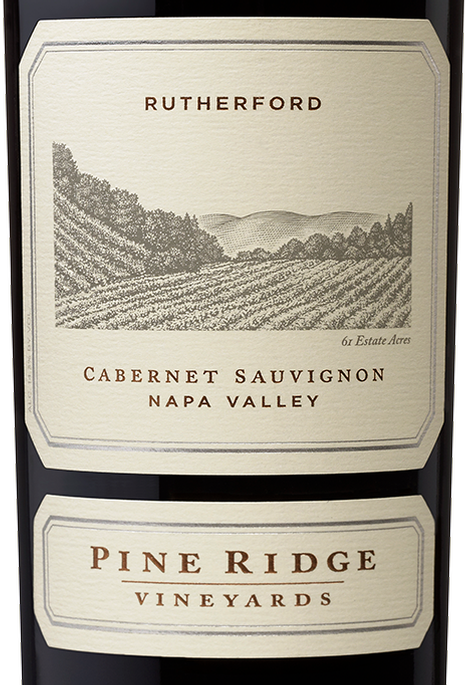 Rutherford Cabernet Sauvignon Image